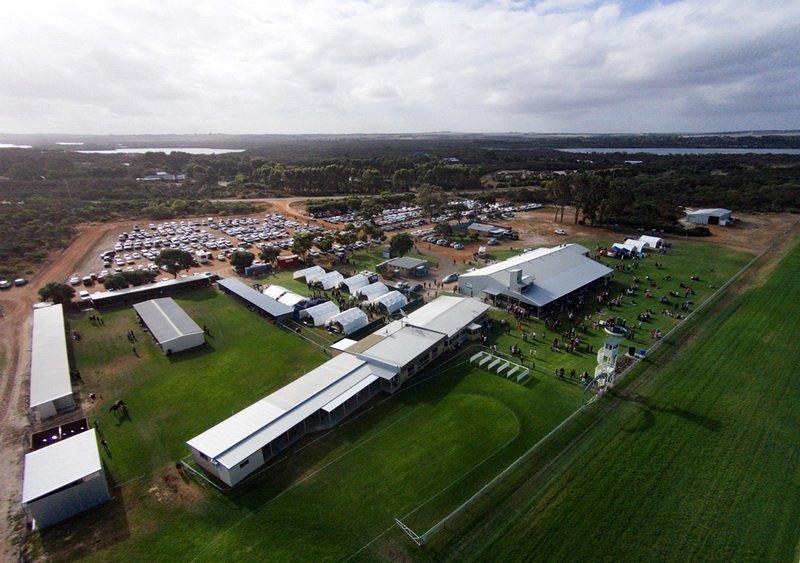 Esperance Bay Turf Club Grounds