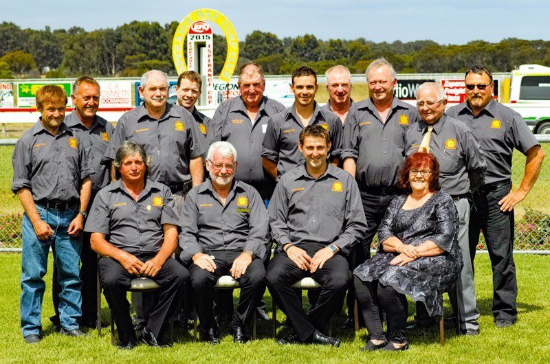 Esperance Bay Turf Club Committee Members