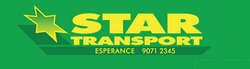 Star Transport - Major Espernace Turf Club Sponsor
